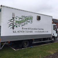 FORKANDLES Food Van