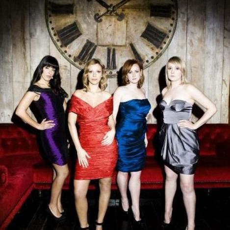 The Lady Godivas Strings String Quartet