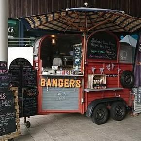 Bangers On The Go Food Van