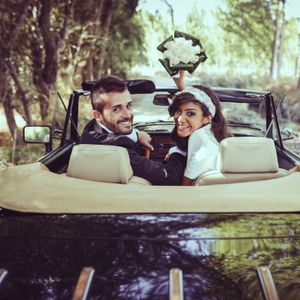 InstaCab Wedding car