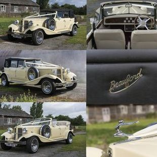 Premier Wedding Vehicles Vintage & Classic Wedding Car