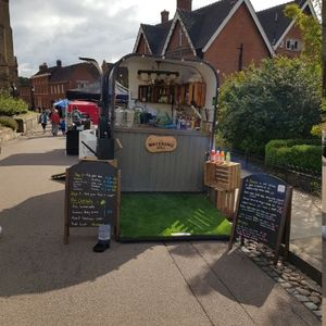 The Watering Hole Mobile Bars Shropshire Catering