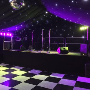 Pinnacle Sound & Lighting Hire Bubble Machine