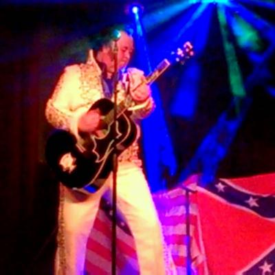 Charles King Tribute Band