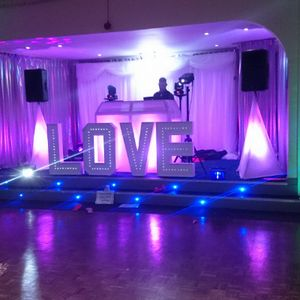 Spin 2u Entertainment Wedding DJ