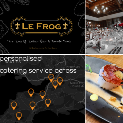 Le Frog Paella Catering