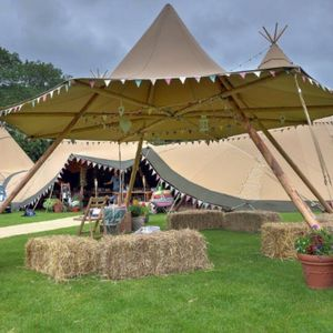 Somerset Tipi Co Party Tent