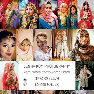 Lenna Kom Photography Vintage Wedding Photographer