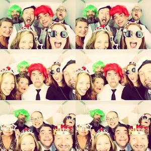 Installed Events Photo Booth