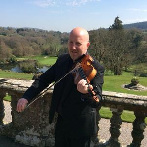 Richard Toomer Wedding and Events Violinist and Pianist Pianist