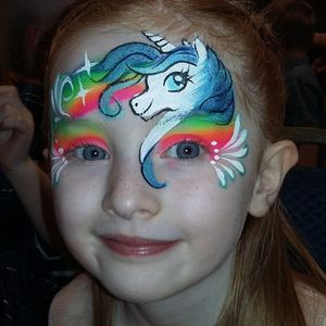Face Painting by Taleena Balloon Twister