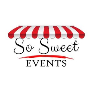 So Sweet Events Sweets and Candy Cart
