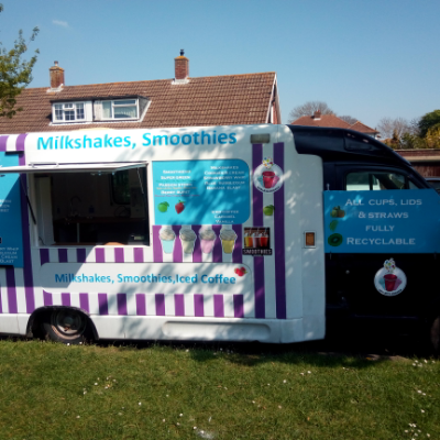 Shelbyshakes Food Van