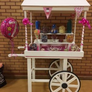 Forever After Sweets and Candy Cart