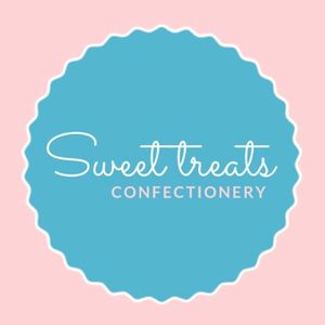 Sweet Treats Confectionery Sweets and Candy Cart