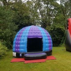 Absolutely Inflatables Bouncy Castle Hire Clown