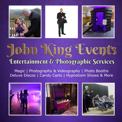 John King Close Up Magician