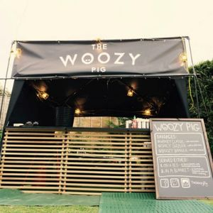 The Woozy Pig Mobile Caterer