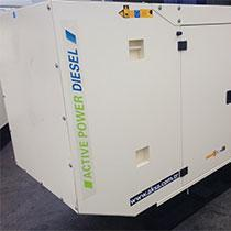 CES Poole td Generator