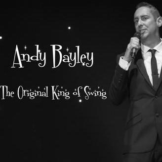 Andy King of Swing Tribute Band