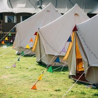 Bedouin Nights Bell Tent