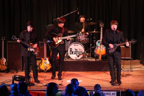 The Vox Beatles Beatles Tribute Band