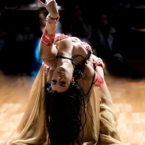 Alia Al-Raqisa Belly Dancer