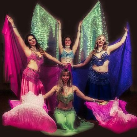 Chaines Dance Company Belly Dancer