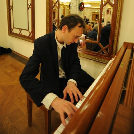 Jazz Pianist Pianist