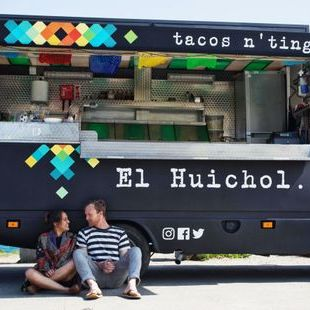 El Huichol Food Van