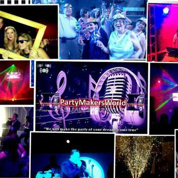 Party Makers World Wedding Singer