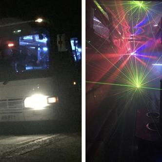 Royal Buses Party Bus