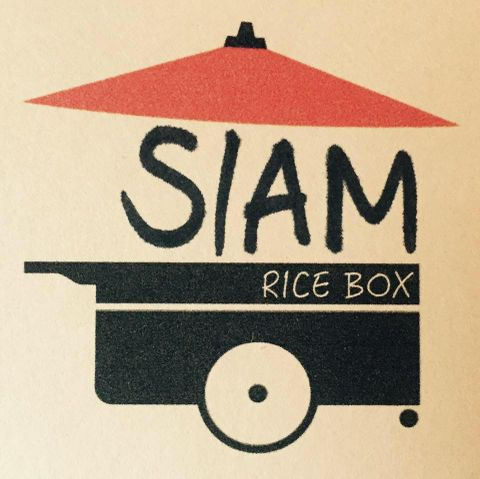Siam Rice Box Mobile Caterer