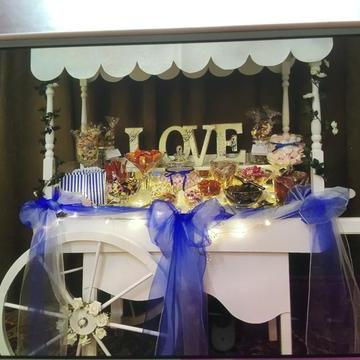 Sweet Angel Candy Carts Mobile Caterer