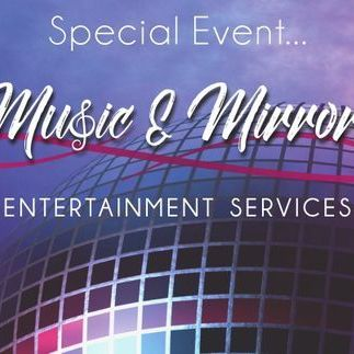 Music and Mirrors Entertainment Services Photo Booth