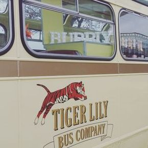 Tiger Lily Bus Company Catering