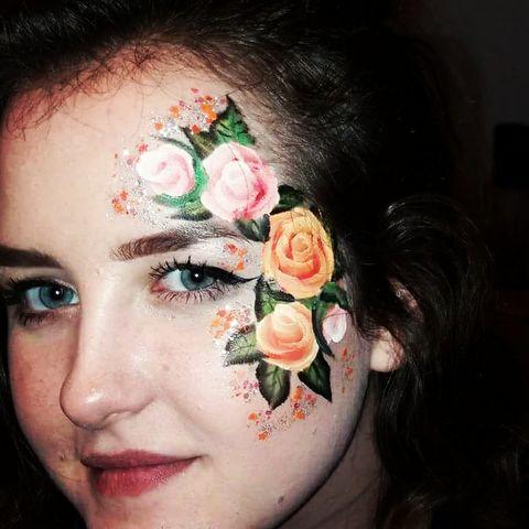 Get Doodled Face Painter