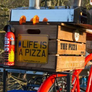 The Pizza Bike Street Food Catering