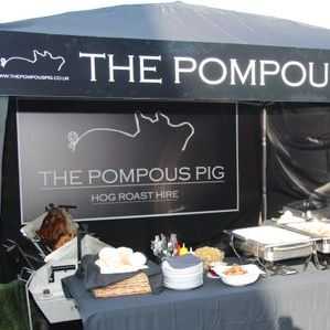 The Pompous Pig Hog Roast & Barbecue Company Private Party Catering