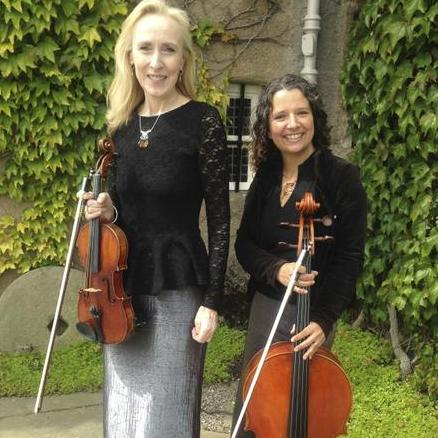 Rococo Duo String Quartet