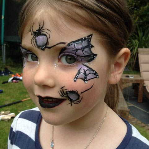 Harlequins Face Painting and Body Art Face Painter