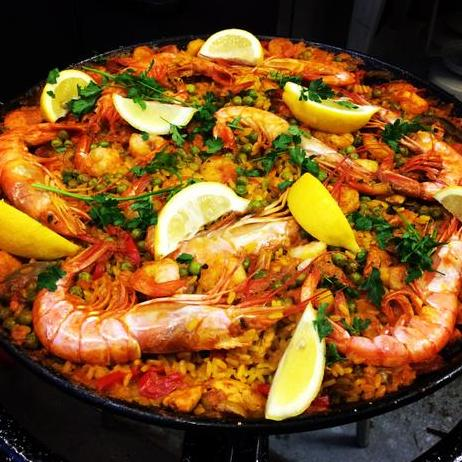 Big Pans People Paella Catering