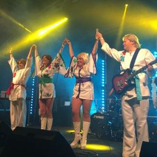 ABBA Rebjorn Live music band