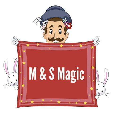 M&S Magic Close Up Magician