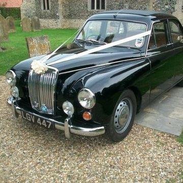 GT Classic Hire Ltd Vintage & Classic Wedding Car