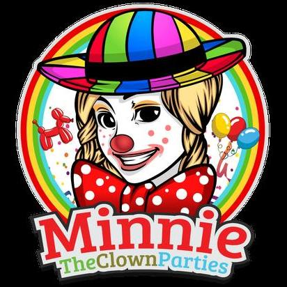 Minnie The Clown Parties Stilt Walker