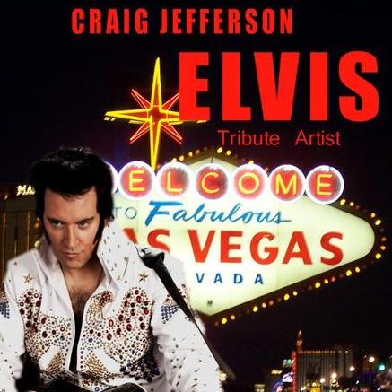 Craig Jefferson Elvis Tribute Artist Tribute Band