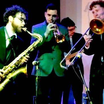 The Simcha Sonics Swing Band