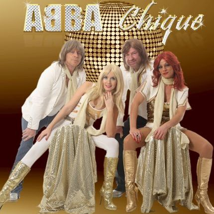 ABBA Chique Function & Wedding Music Band