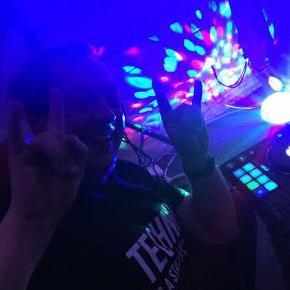 Recalcitrant Parties Club DJ